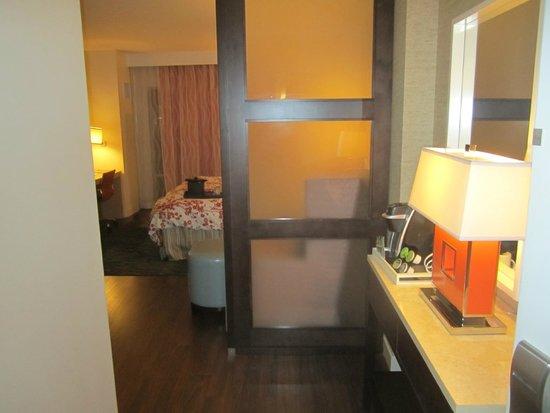 Hotel Indigo San Diego Gaslamp Quarter : My room