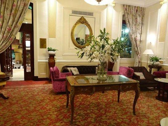 Hotel West End: Uno de los salones