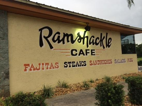 Ramshackle Cafe: Must stop when nearby