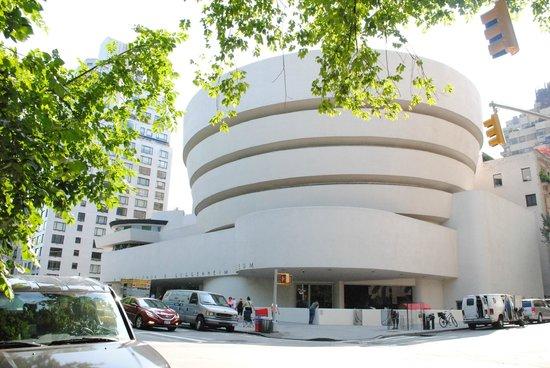 Solomon R. Guggenheim Museum: Guggenheim