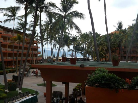 Villa del Palmar Beach Resort & Spa: View from my room