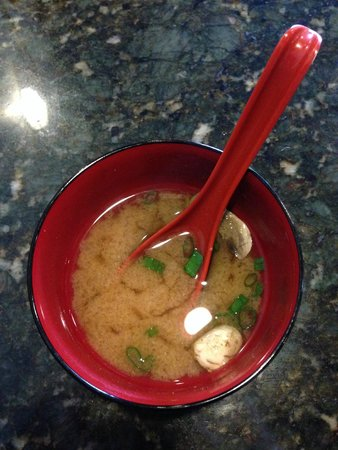 Savory soup is still served at the New Orient House in Roseburg Square