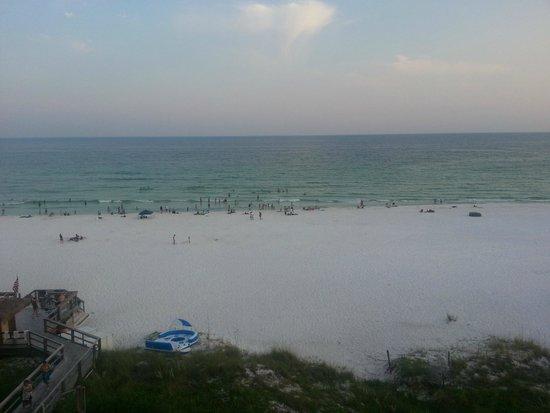Sundestin Beach Resort : Evening view of beach
