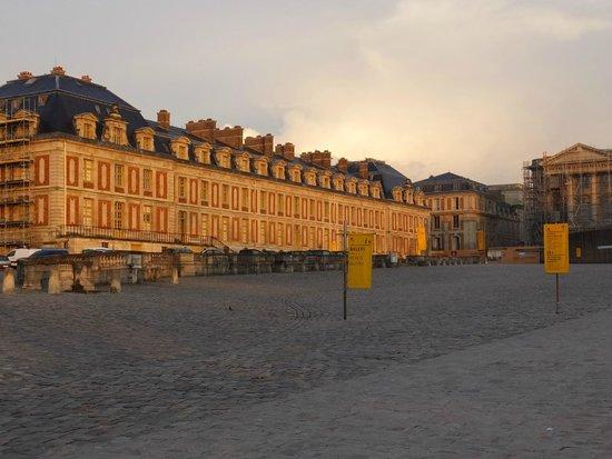 Château de Versailles : 大臣庁舎の南翼