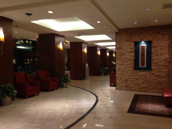 Hilton Salt Lake City Center: lobby