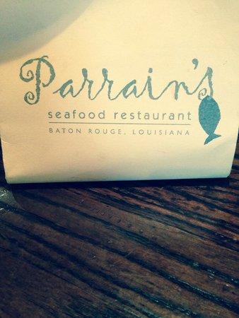 Parrain's Seafood Restaurant: Crawfish extraordinaire!