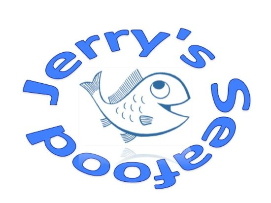 Jerry's Seafood & Dairy Freeze: Logo