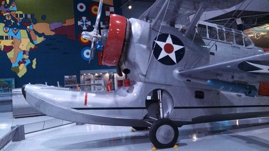 """EAA AirVenture Museum: """"Duck""""- WWII rescue plane"""