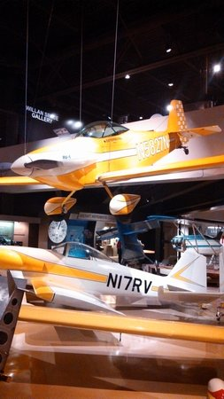 EAA Aviation Museum: Small planes