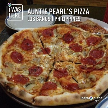Auntie Pearl's Pizza