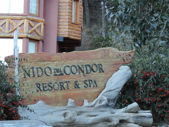 Nido del Condor Resort & Spa: hotel