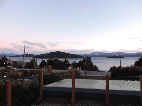 Nido del Condor Resort & Spa: Lago