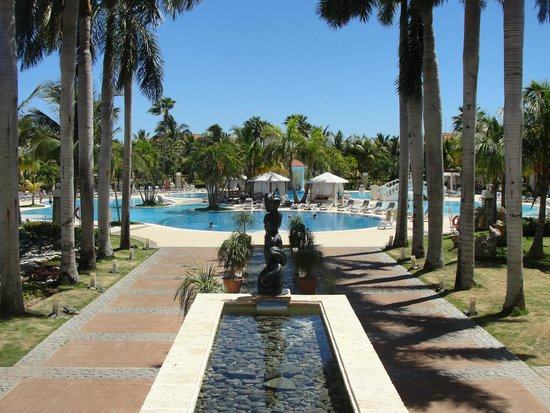 Paradisus Princesa del Mar Resort & Spa: View from Lobby