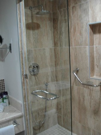 Paradisus Princesa del Mar Resort & Spa: Shower Stall