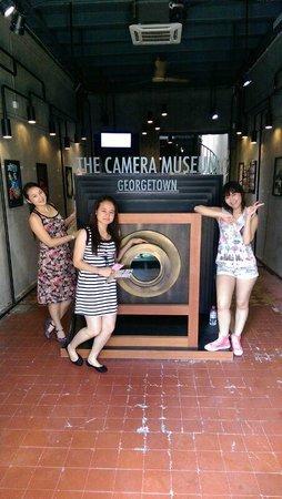 Hotel Jen Penang by Shangri-La: Camera Museum very interesting