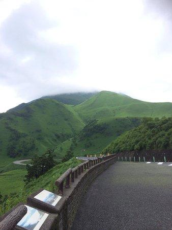 Sagiridai Observatory : 由布岳