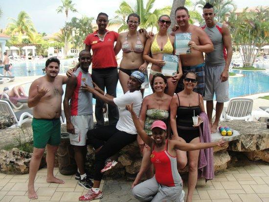 Paradisus Princesa del Mar Resort & Spa: Events Team - Daily Activities