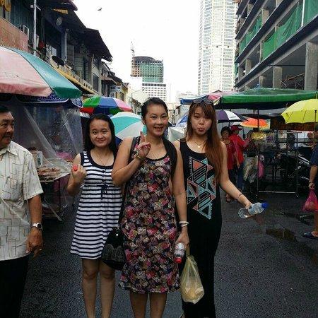 Hotel Jen Penang by Shangri-La: Kimberly Street market