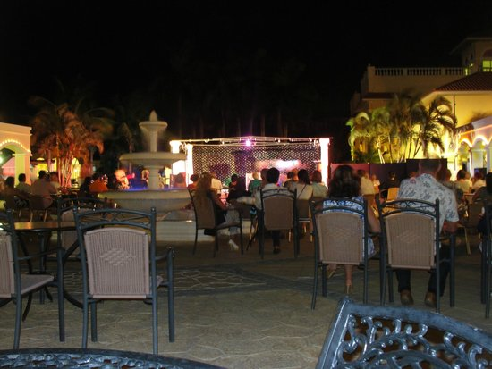 Paradisus Princesa del Mar Resort & SPA: Nightly Entertainment