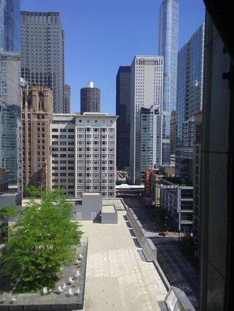 The Alise Chicago - A Staypineapple Hotel : vistas desde la habitación