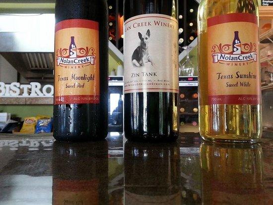 Wines of Nolan Creek : nolan Creek Wines