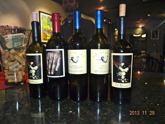 Wines of Nolan Creek : wines