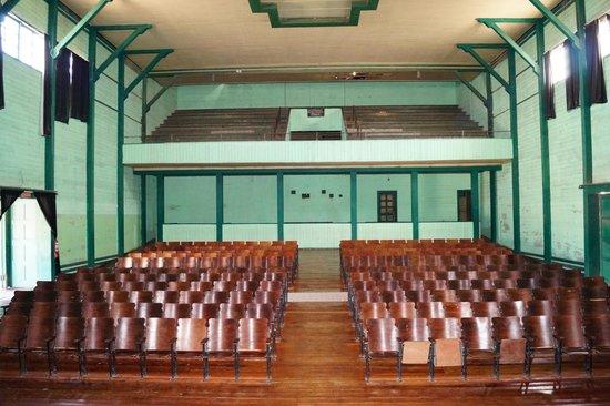 Teatro de humberstone photo de oficina salitrera for Oficina avis