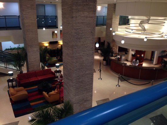 Best Western Plus Atlantic Beach Resort : The lobby