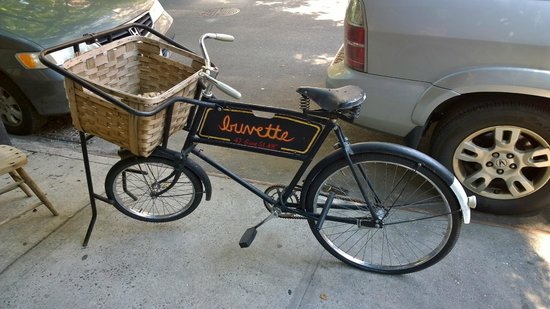 Buvette Gastrotheque: Buvette bike