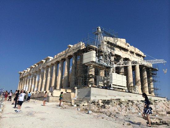 Acropolis: Partenón