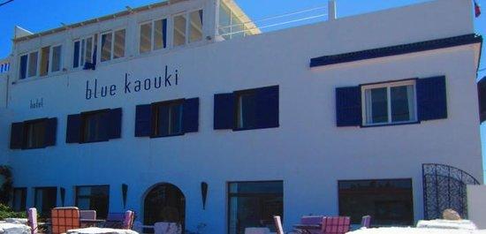Hotel Blue Kaouki : Impression du Blue Kaouki Hotel