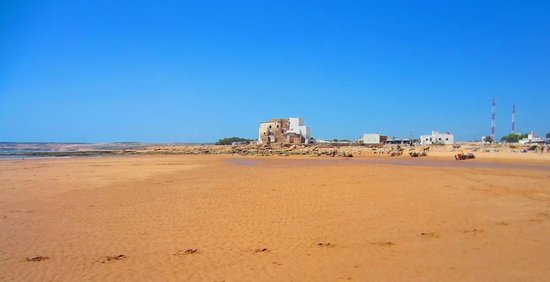 Hotel Blue Kaouki : À la plage