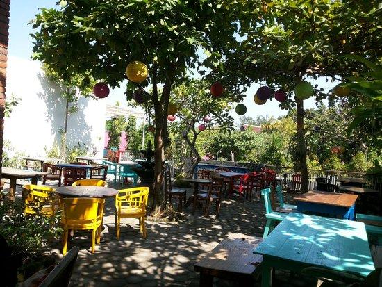 Warung Wahaha: Garden