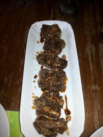 Warung Wahaha: Fried Ribs