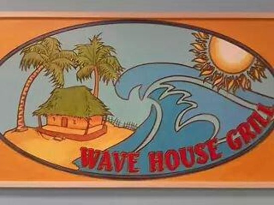 Wave House Grill: B.Y.O.B. Build your own Burger ...Don't knock it til you try it ;)