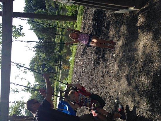Surf Campground: Playground