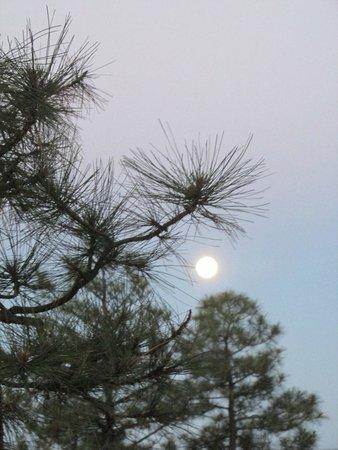 Lowell Observatory: Full Moon Rising!