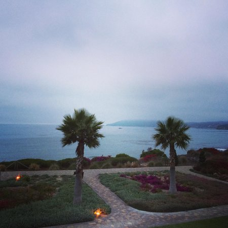 Spyglass Inn: View from our room!