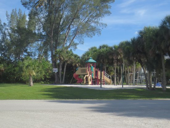 Palm Island Resort: playground for the kiddos