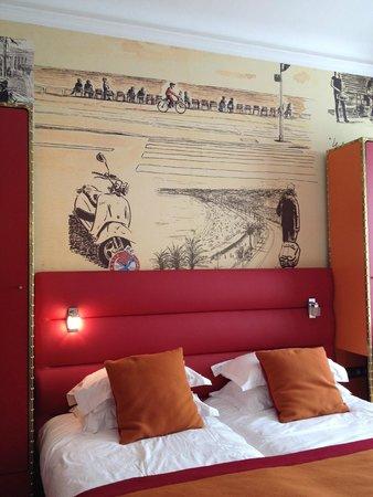 Nice Excelsior Hotel: bedroom