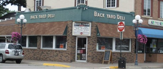 Back Yard Deli