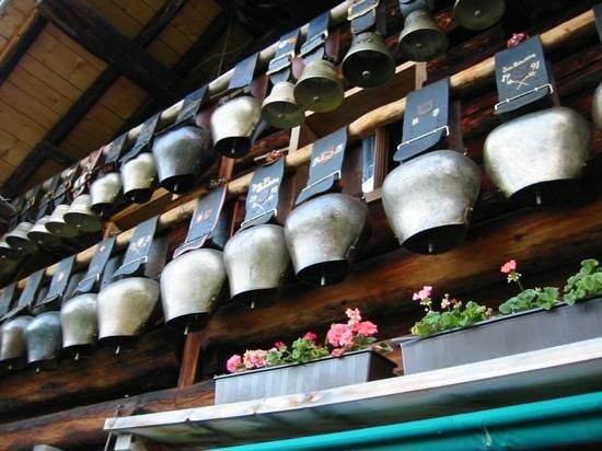 Habkern, สวิตเซอร์แลนด์: Roland's Stolz - seine schönen Glocken