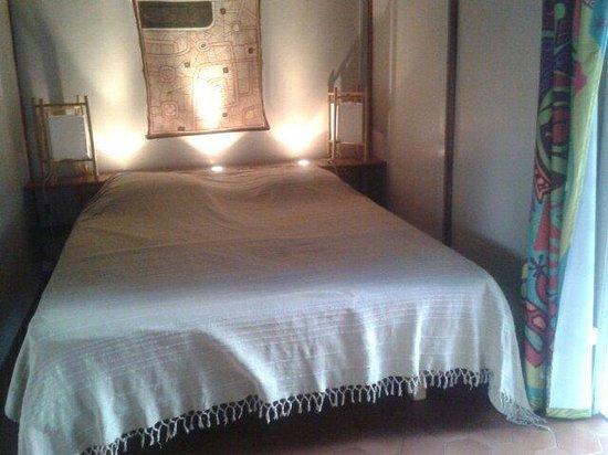 Linareva Moorea Beach Resort: la chambre des parents