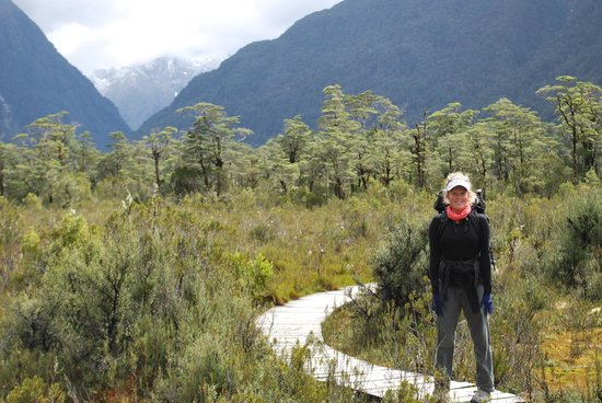 Milford Track: Day 1