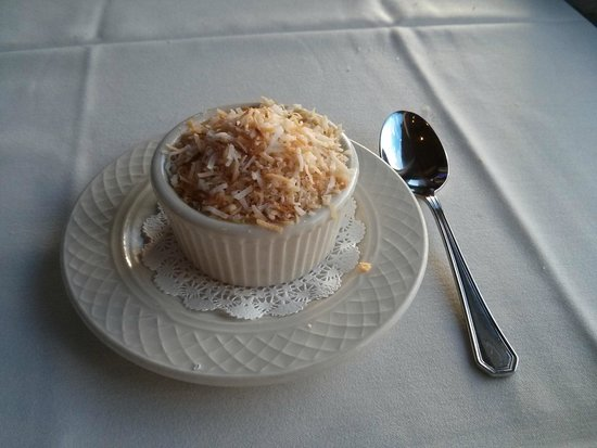 Granary : Coconut Passionfruit creme brulee