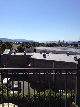 Fairhaven Village Inn: Room 209 view