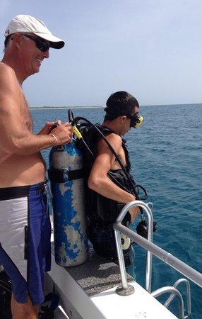 St. Croix Ultimate  Bluewater Adventures (SCUBA), Inc.: Final test!