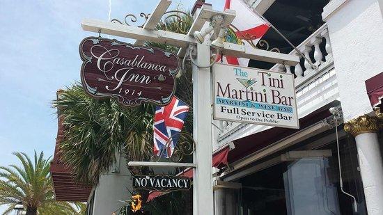 Love the Casablanca Inn on the Bay
