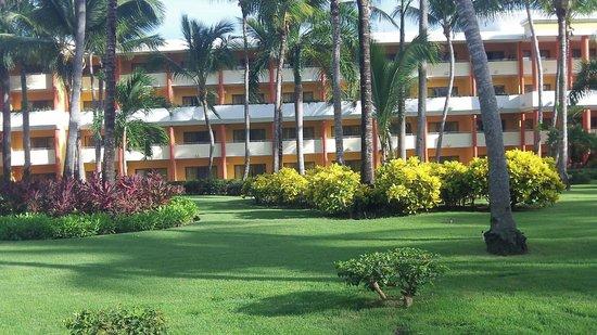Iberostar Punta Cana: Pasajes para caminar