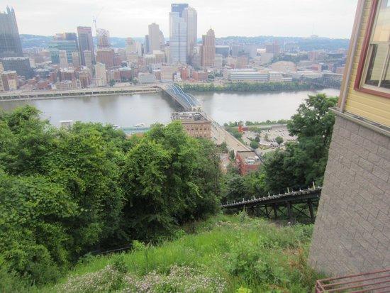 Mount Washington: View